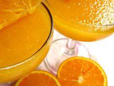 レンジで簡単♪フレッシュオレンジゼリーの画像
