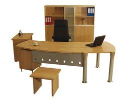 Zaragoza modern ofis çalışma masa takımları