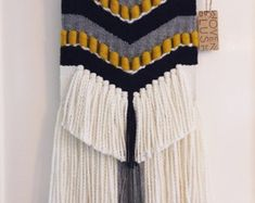 Hand Woven Wall Hangings by WovenBlush on Etsy