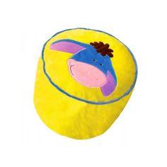 Un joli pouf déco représentant Bourriquet, l'âne de Winnie l'Ourson - Le pouf Disney est gonflable, un beau fauteuil pour la décoration d'une chambre d'enfant  http://www.lamaisontendance.fr/catalogue/pouf-deco-bourriquet-winnie-lourson/