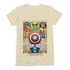Welovefine:Avengers Nouveau