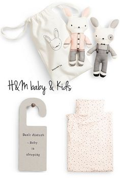 HM Home kids collection