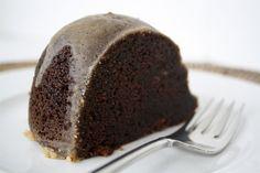SWEET - Kahlua bundt-cake via skip to my lou - chocolate goodness!