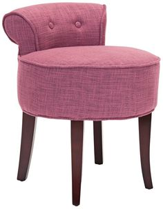 Safavieh Georgia Vanity Stool, Black   Best Vanity stool, Georgia ...