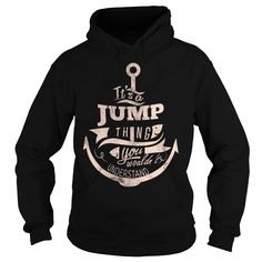 JUMP T-Shirts, Hoodies. BUY IT NOW ==► https://www.sunfrog.com/LifeStyle/JUMP-106526866-Black-Hoodie.html?id=41382