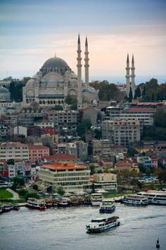 Süleymanyie Mosque, Istanbul