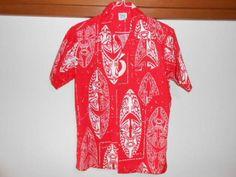 """""""Hawaiian SURF, made in Hawaii"""" by Pacific Sportwear, 60s?"""