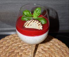 Rezept Himbeere- Mohnkopp-Quark von Fam.Krausmüller - Rezept der Kategorie Desserts