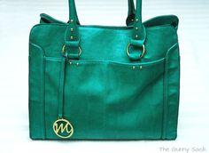 Emilie M Jewel Tone Handbag for Fall/Winter 2012 | The Gunny Sack