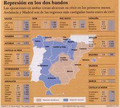 Guerra Civil Española Vietnam, Spanish War, School Items, Battle, High School, 1, World, Poster, Maps