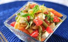 Jungle Island Pasta Salad