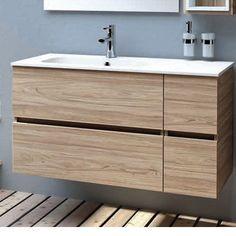 Muebles de baño baratos online | TheBathPoint Toilet And Bathroom Design, Washroom Design, Bathroom Vanity Units, Bathroom Basin, Vanity Sink, Bathroom Cabinets, Bathroom Furniture, Modern Bathroom, Small Bathroom