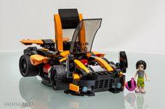 Sci-fi SuperCar