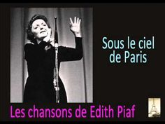I have learned to have a new appreciation for music from different times and places. Edith Piaf is kind of campy in a way I suppose but I love her voice.