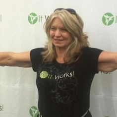 This one is just too good not to share! Here's Rita, a fellow distributor and a product of our products! Just 2 wraps & defining gel on ONE arm! Yes, it really works! Home Body Wraps, It Works Body Wraps, My It Works, It Works Defining Gel, Ultimate Body Applicator, It Works Global, It Works Products, Crazy Wrap Thing, No Photoshop