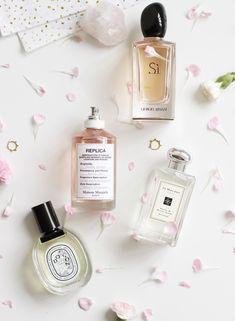 Four Floral Fragrances   Pint Sized Beauty