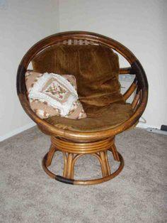 Papasan Swivel Chair Cushion - Home Furniture Design Papasan Cushion, Chair Cushions, Swivel Chair, Home Furniture, Furniture Design, Renting A House, Bassinet, Table, Projects