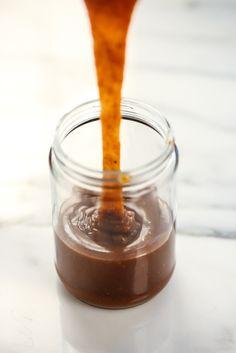 5-Minute Vegan Pumpkin Spice Caramel Sauce
