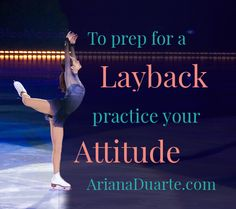 If you want your layback spin, practice your attitude pose plus 5 more tips! Click to see them all: http://www.arianaduarte.com/2015/03/how-to-master-your-layback-skater.html #figureskating