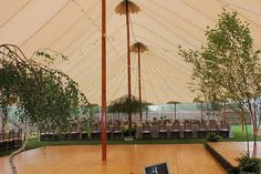 beautiful Sperry tent!