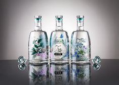 Producer: Roner Distillerie, Italy - Product: Z44 Gin - Web: http://www.z44.it