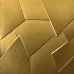 Apavisa Anarchy Gold Plated Tile