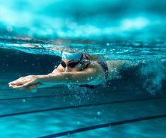 c0d30c34b Dica olímpica  faça natação sem detonar os cabelos
