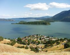 Clearlake CA, spent most of my summers growing up there.