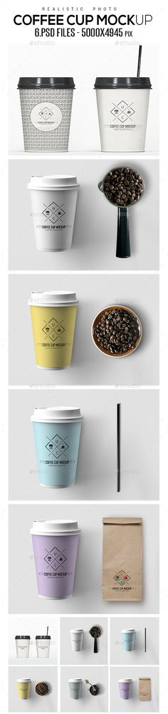 Coffee Cup MockUp #design Download: http://graphicriver.net/item/coffee-cup-mockup/13201464?ref=ksioks