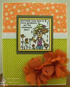 Ink On My Fingers - Handmade Custom Cards, Stamping and Crafting Blog - Billie A