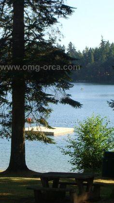 Fuller Lake in Chemainus is a gem!