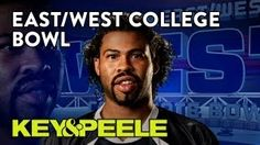 Key & Peele: East/West College Bowl, via YouTube.