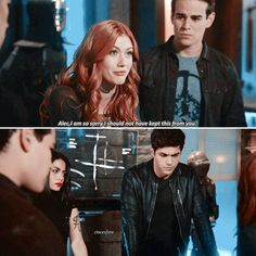 """#Shadowhunters 3x07 """"Salt in the Wound"""""""