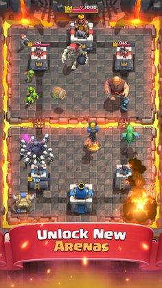 download Clash Royale appstore review