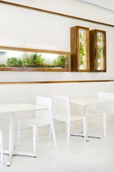 green cafe, YA Studio