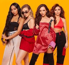little mix photoshoot Little Mix Girls, Little Mix Jesy, Little Mix Outfits, Little Mix Style, Cute Outfits, Jesy Nelson, Perrie Edwards, Meninas Do Little Mix, Little Mix Photoshoot
