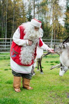 Ou Vit Le Pere Noel : Idées, Père, Noel,