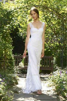 vestidos de noiva para casamento ao ar livre