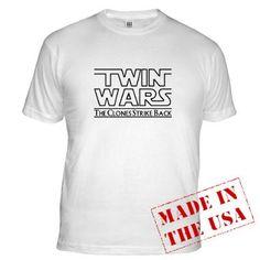 Twins - Twin Wars Shirt