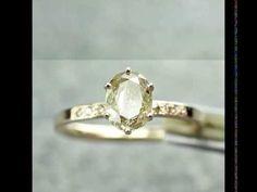 1.15 Carat Champagne Diamond Ring in Yellow Gold - CHINCHAR•MALONEY