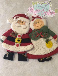 Christmas Crafts, Santa, Teddy Bear, Toys, Animals, Holiday Ornaments, Appliques, Crochet Potholders, Xmas