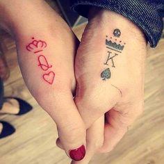 Matching Married Tattoos Ideas (35)