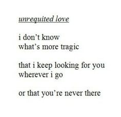 Unrequited Love: Good topic for college essay?
