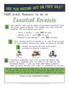 Are you ready for the exciting changes that are coming to Young Living's Essential Rewards program?  As if the program was not already amazing, Young Living has ramped it up several notches! …