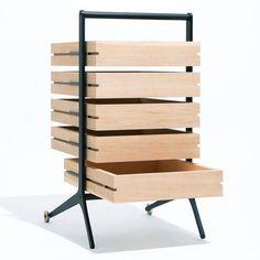 Bon Drawer 2012  Design: Keiji Ashizawa DesignPrototype Making: TanseishaPhoto: Yusuke Owashi