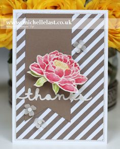 Stampin' Up! favourite swaps - Stampin' Up! Demonstrator Michelle Last