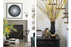 DISC Interiors : Interior design firm in Los Angeles CA focusing on residential interiors, creating warm modern interiors.
