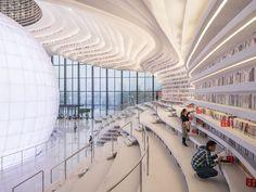 Η πιο εντυπωσιακή βιβλιοθήκη του κόσμου μόλις άνοιξε στην Κίνα και θα σας μαγέψει [εικόνες και βίντεο]   iefimerida.gr