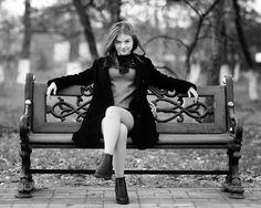 Margarita - Portrait of a beautiful young girl