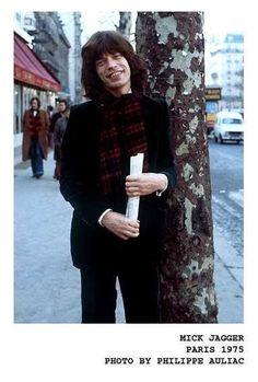 "MICK JAGGER groupieslounge: "" Hey, Mick! """